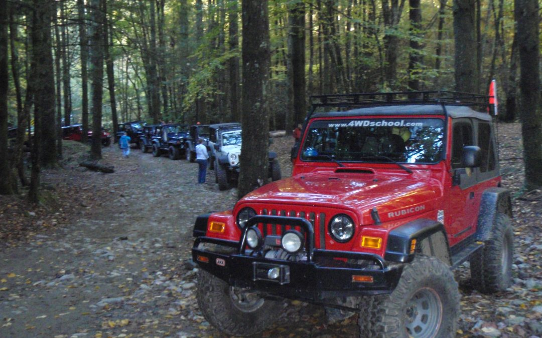 Trail Checklist